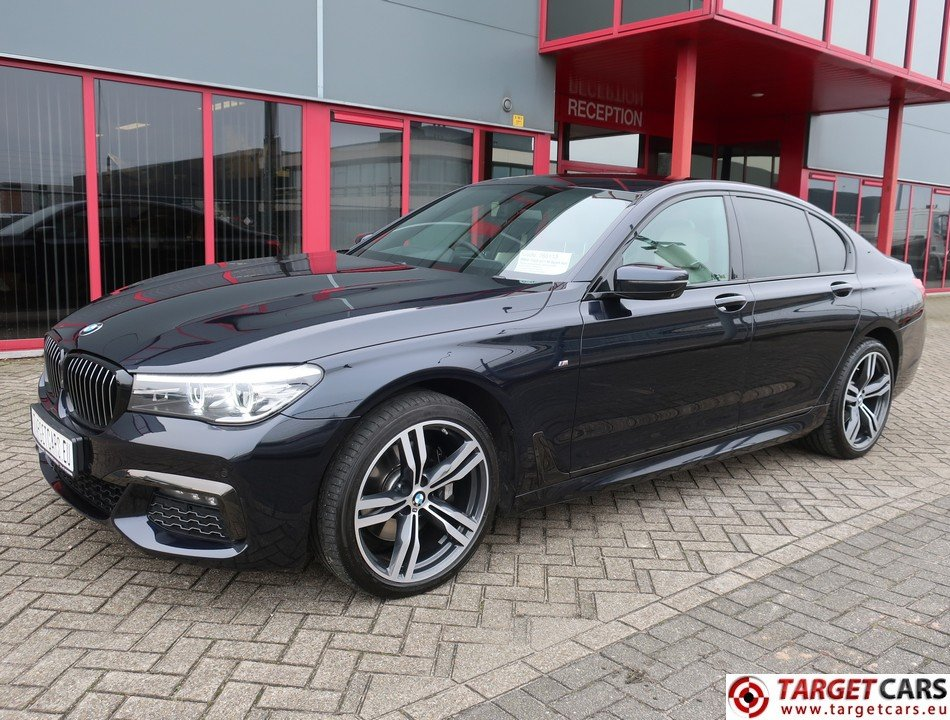2016 BMW 730D G11 M-Sport Aut RHD For Sale (picture 1 of 6)