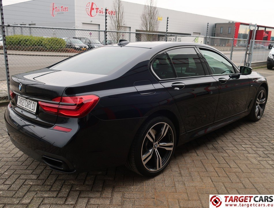 2016 BMW 730D G11 M-Sport Aut RHD For Sale (picture 3 of 6)