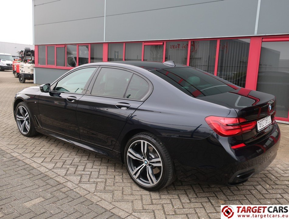 2016 BMW 730D G11 M-Sport Aut RHD For Sale (picture 4 of 6)