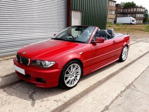 BMW 325CI SPORT CONVERTIBLE WITH ONLY 52K MILES 1 OWNER CAR SOLD