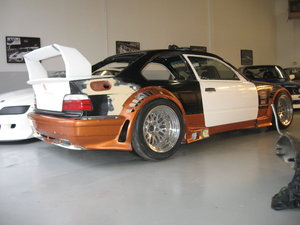 1995 Ex SCCA BMW GTR  M3 Turbo For Sale