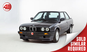 1990 BMW E30 318is /// 95k Miles SOLD
