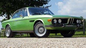 1974 FULLY  RESTORED  RHD  E9  CSI  FACTORY  COLOUR   For Sale