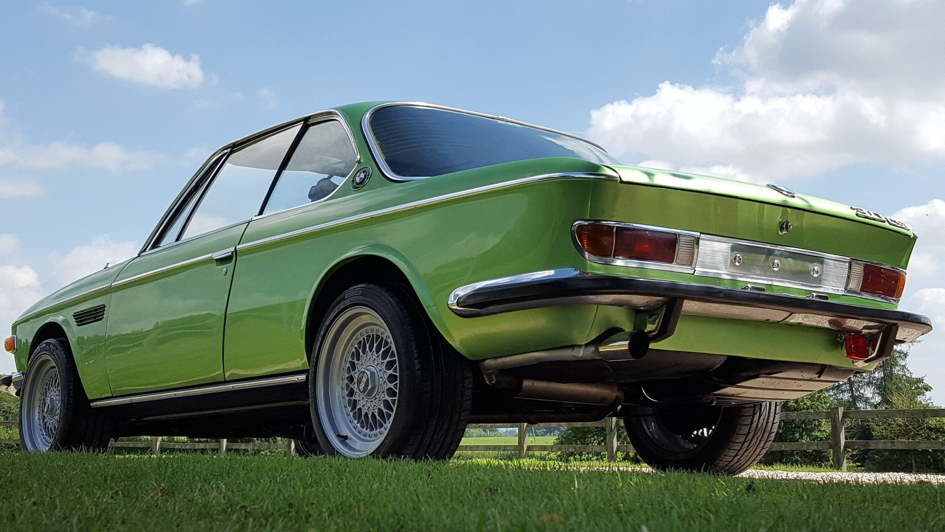 1974 FULLY  RESTORED  RHD  E9  CSI  FACTORY  COLOUR   For Sale (picture 3 of 6)