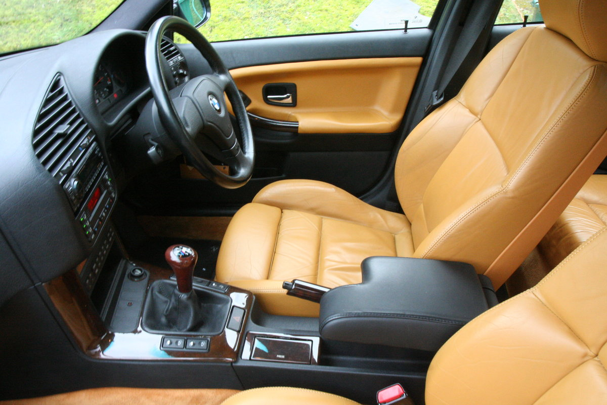 1996 BMW M3 EVO Saloon 6 speed Manual 45000 miles For Sale (picture 4 of 6)