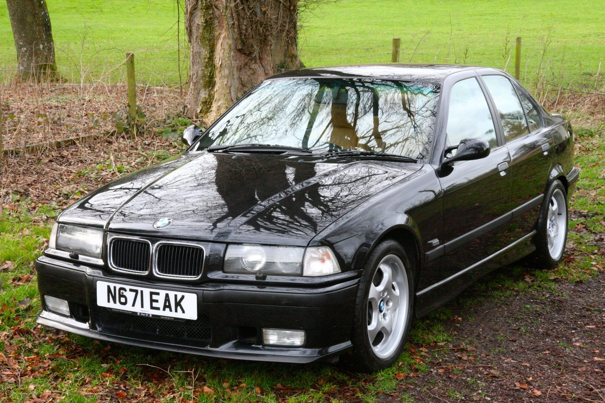 1996 BMW M3 EVO Saloon 6 speed Manual 45000 miles For Sale (picture 5 of 6)