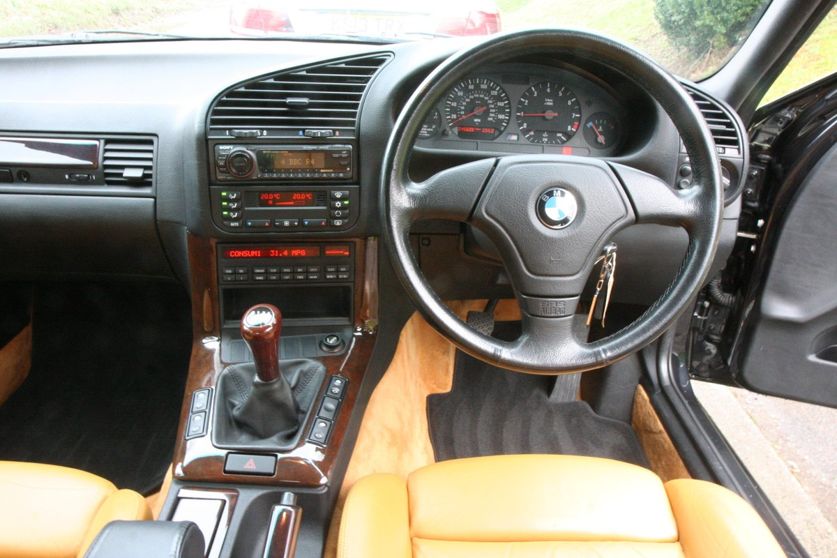 1996 BMW M3 EVO Saloon 6 speed Manual 45000 miles For Sale (picture 6 of 6)