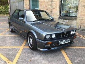 1987 BMW 325i M-Tech I Sport Dolphin Grey E30 For Sale