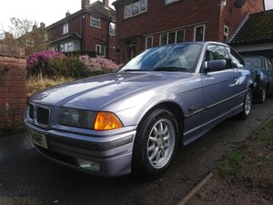 1996 BMW 323i Manual For Sale