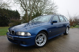 2002 BMW e39 525i M Sport Touring For Sale