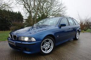 2002 BMW e39 525i M Sport Touring For Sale