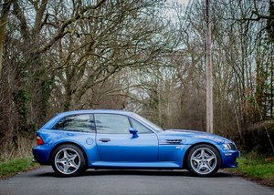 1999 BMW Z3M Coupé SOLD by Auction