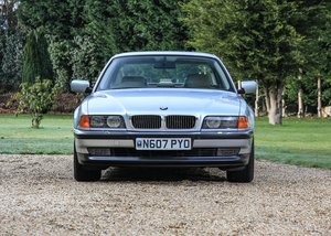 1995 BMW 750i L SOLD by Auction