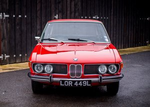 1973 BMW E3 2500 Saloon SOLD by Auction
