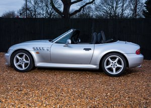 2000 BMW Z3 2.8 Convertible SOLD by Auction