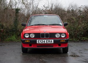 1989 BMW 316 SOLD by Auction
