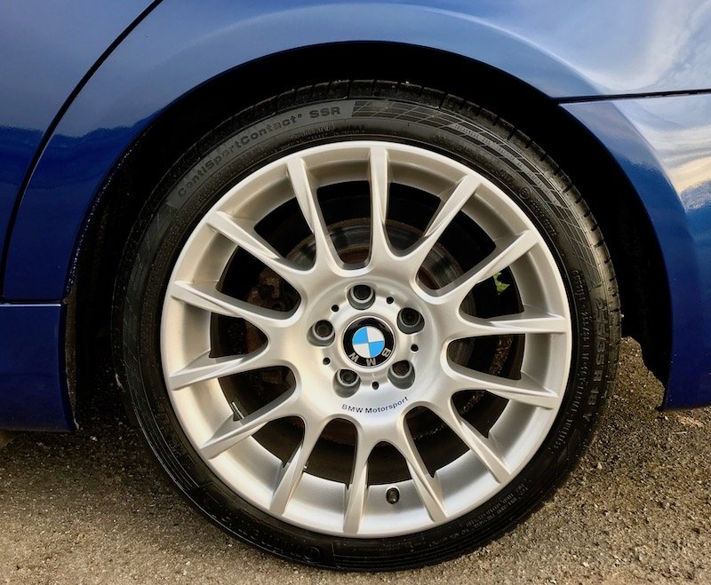 2006 BMW 320si - 1 of 500 UK, FSH (12 stamps), WTCC / BTCC Homolo SOLD (picture 5 of 6)
