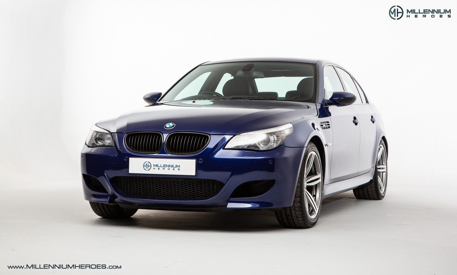 2007 BMW E60 M5  SOLD (picture 1 of 6)