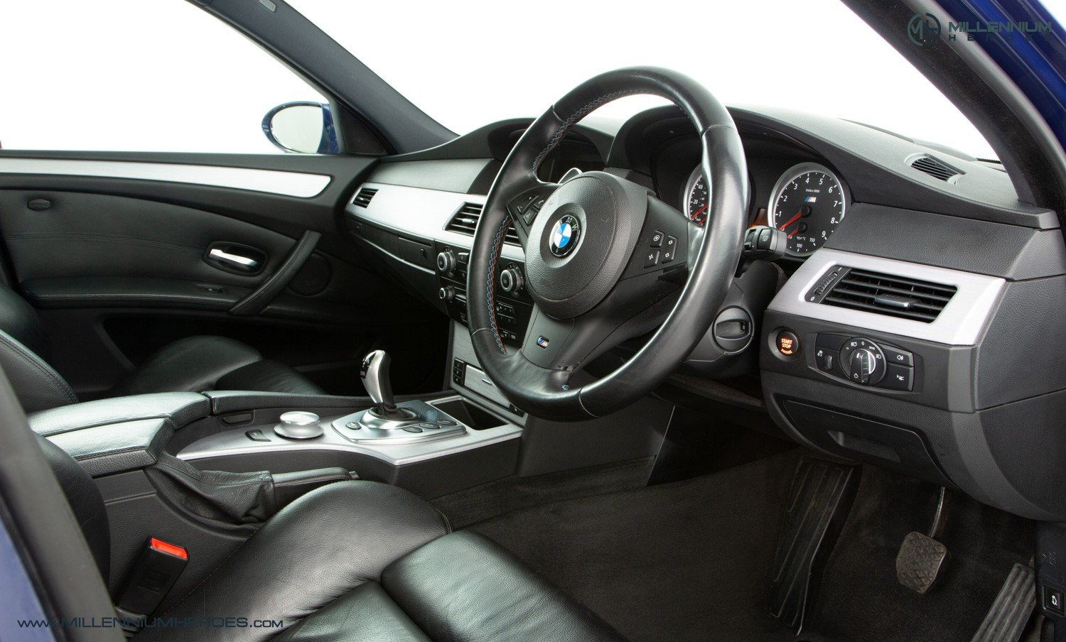 2007 BMW E60 M5  SOLD (picture 4 of 6)