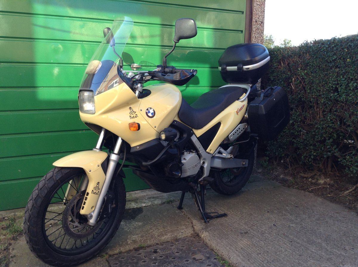 1998 Bmw F650 Funduro For Sale Car And Classic