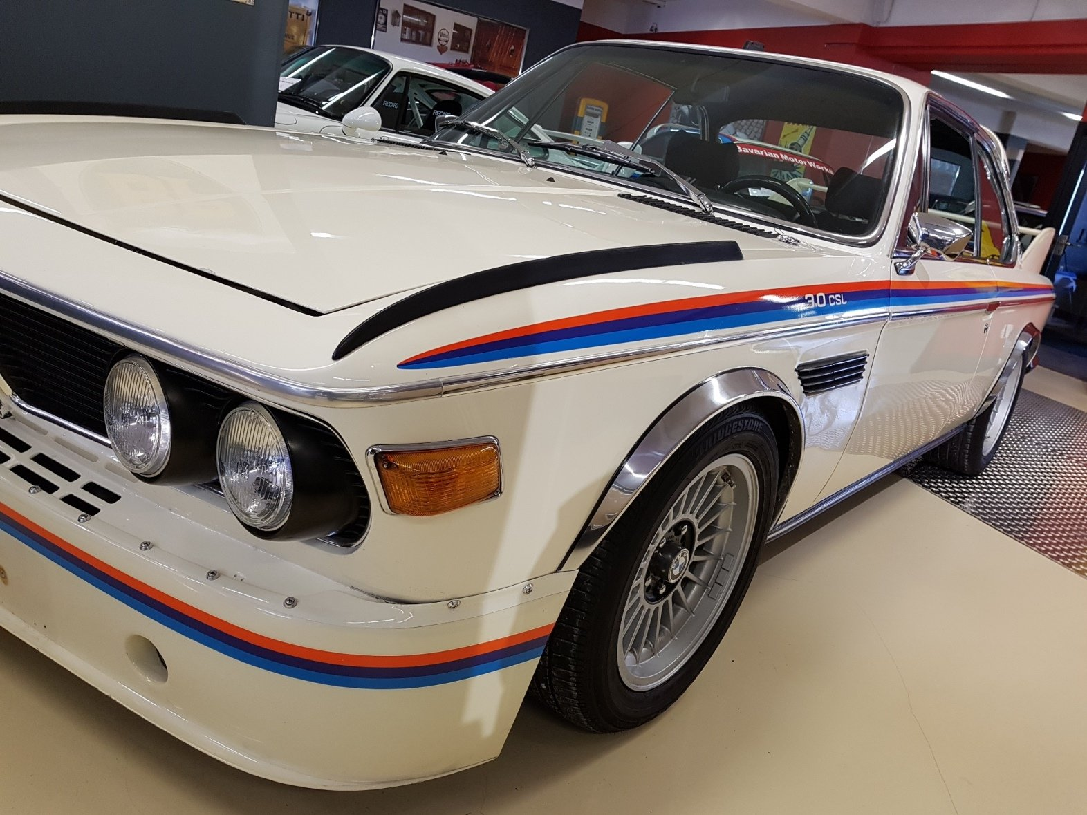 1974 BMW 3.0 CSL Batmobile For Sale (picture 1 of 6)