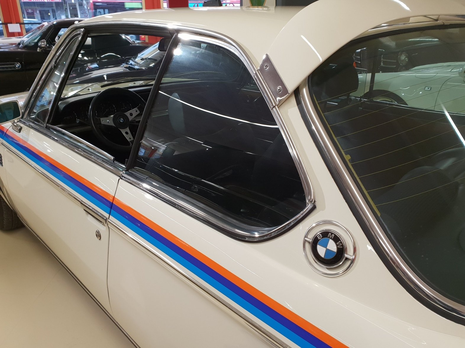 1974 BMW 3.0 CSL Batmobile For Sale (picture 4 of 6)
