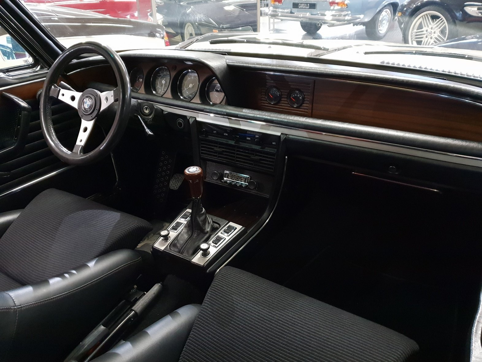 1974 BMW 3.0 CSL Batmobile For Sale (picture 5 of 6)
