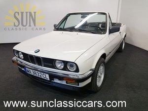 BMW 325 I E30 cabriolet 1989, good condition. For Sale