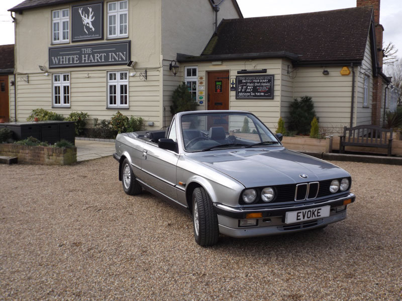 1986 Outstanding Bmw 325i Cabriolet Sold Car And Classic