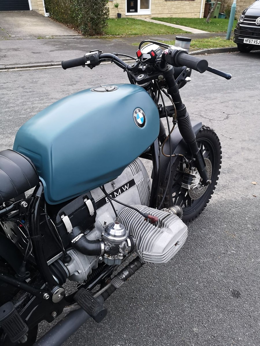 1979 BMW R65 650cc Cafe Racer Scrambler For Sale (picture 6 of 6)