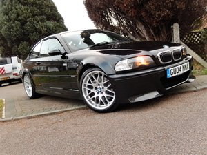 2004 BMW E46 M3 CSL With Only 38,000 Miles From New