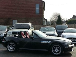 BMW Z3 2.2i M SPORT WIDE BODY ROADSTER - 2003 + ONLY 21K FSH
