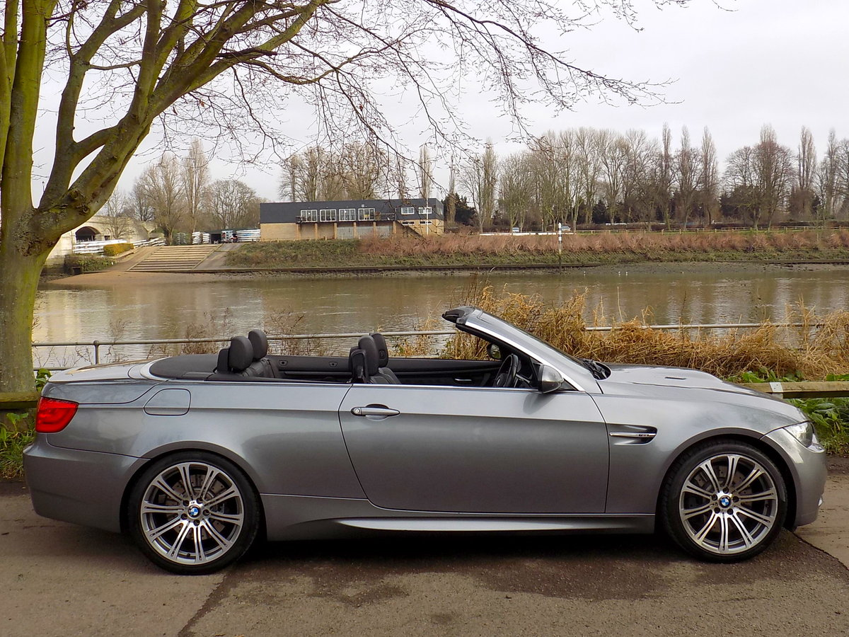 2011 BMW  M3 (E9X) Convertible S  SOLD (picture 5 of 6)