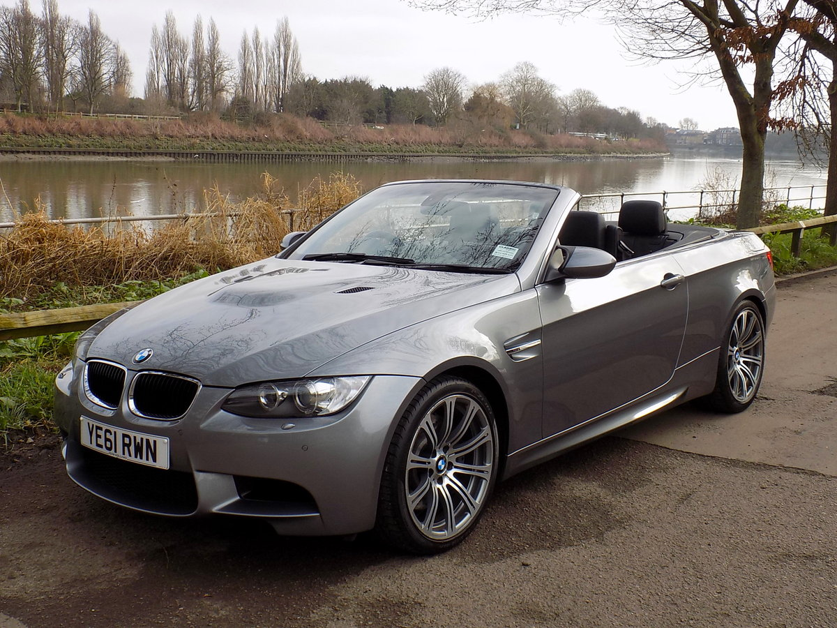 2011 BMW  M3 (E9X) Convertible S  SOLD (picture 6 of 6)