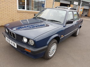 1991 E30 316i Very low mileage For Sale