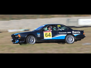 1980 BMW 635 CSI E24 - race ready For Sale