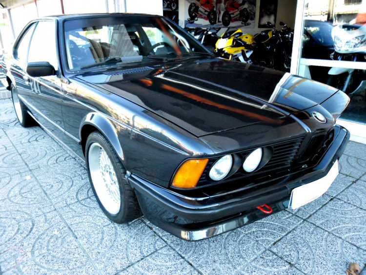 1980 BMW 635 CSI E24 - race ready For Sale (picture 2 of 6)