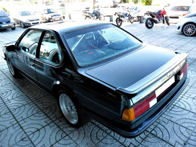 1980 BMW 635 CSI E24 - race ready For Sale (picture 3 of 6)