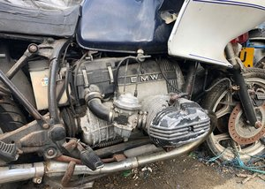1993 BMW R80 RT SOLD by Auction