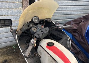 BMW R100 RT SOLD by Auction