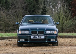 1996 BMW (E36) M3 SOLD by Auction