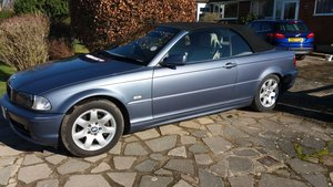 2003 BMW 325CI Cabriolet For Sale