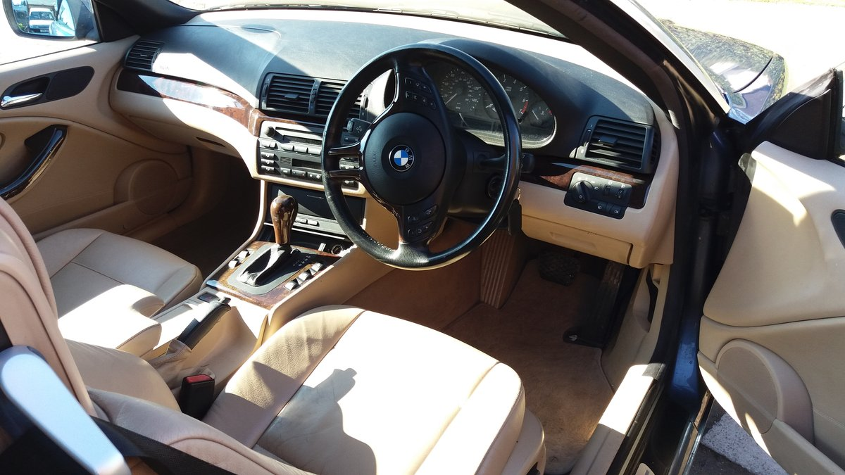 2003 BMW 325CI Cabriolet For Sale (picture 3 of 6)