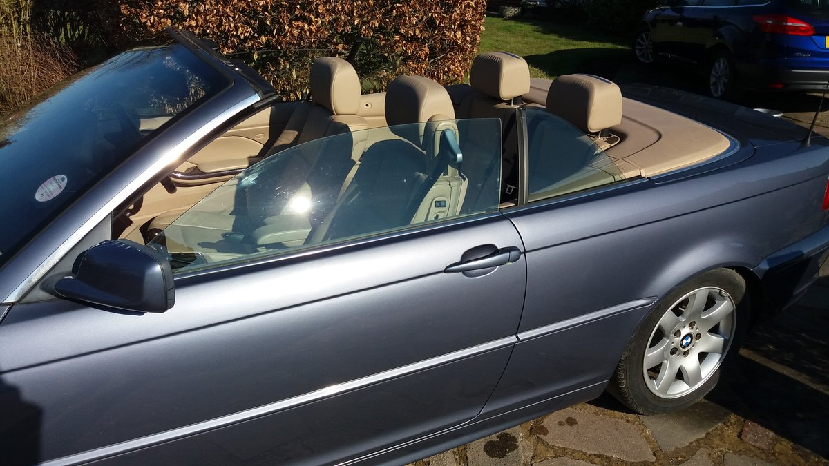 2003 BMW 325CI Cabriolet For Sale (picture 4 of 6)