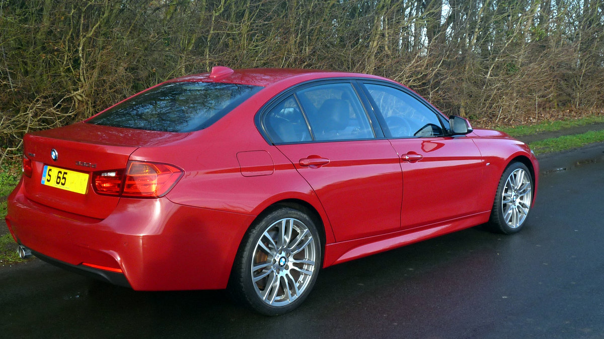 2015 BMW 330d X DRIVE M SPORT STEP AUTO For Sale (picture 1 of 6)