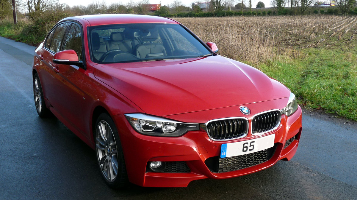 2015 BMW 330d X DRIVE M SPORT STEP AUTO For Sale (picture 2 of 6)