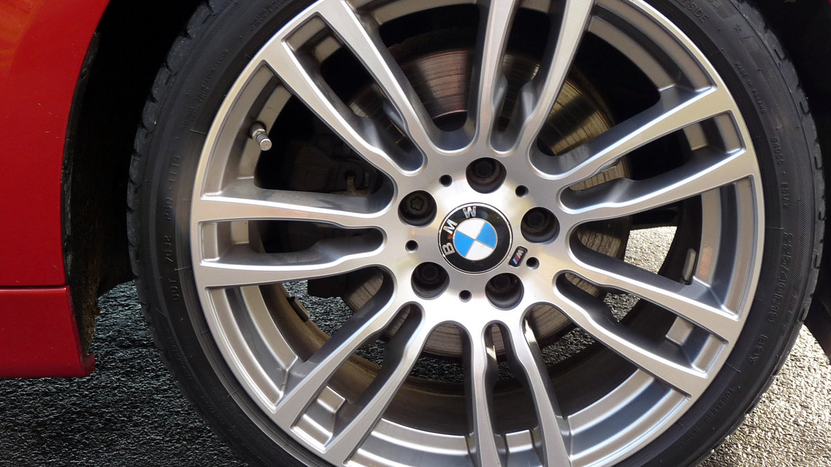 2015 BMW 330d X DRIVE M SPORT STEP AUTO For Sale (picture 5 of 6)