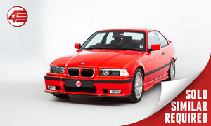 1997 BMW E36 328i Sport Manual /// Impeccable /// 71k Miles SOLD