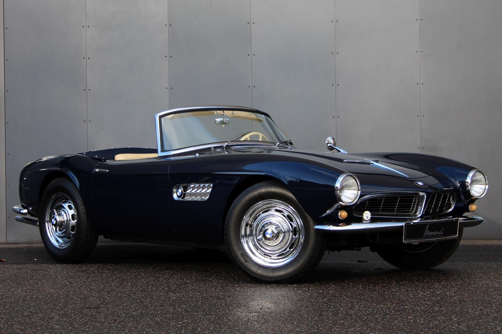 1959 BMW 507 Serie II LHD For Sale (picture 1 of 6)