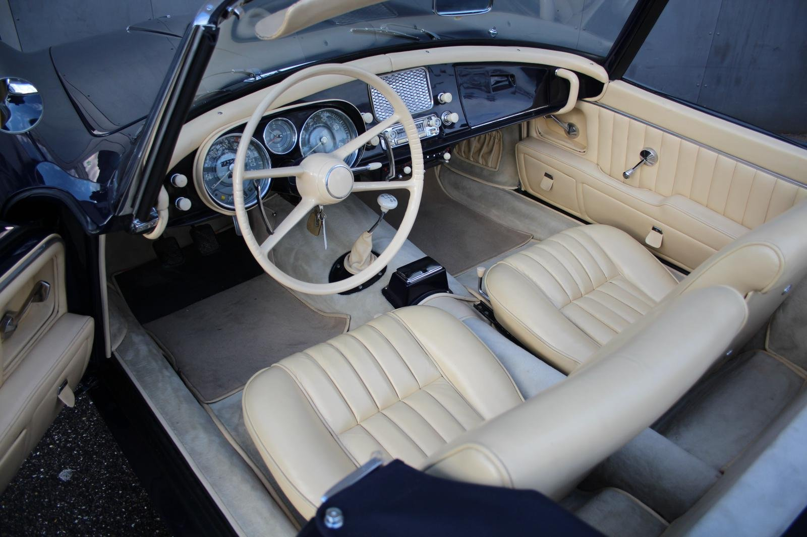 1959 BMW 507 Serie II LHD For Sale (picture 3 of 6)